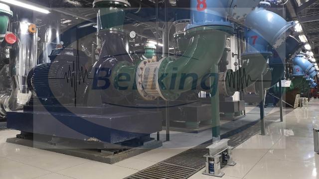 贝尔金厂家分享水泵减振安装