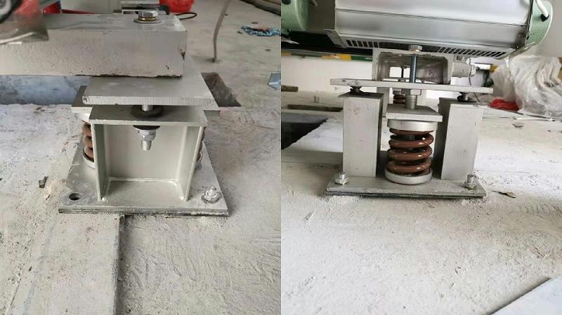 弹簧式变压器减震装置安装