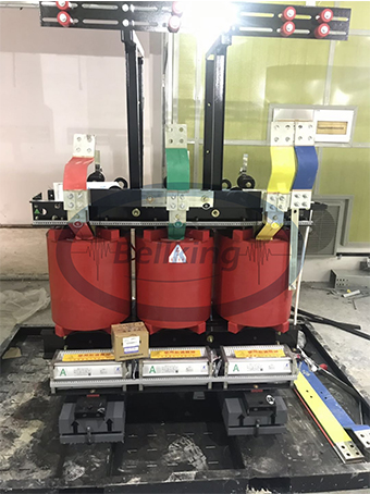 上海变压器减振器安装-2