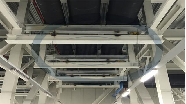 吊式弹簧减震器安装