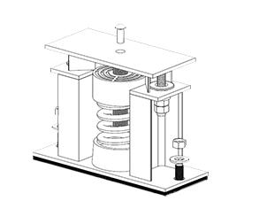 MA弹簧减振器安装1
