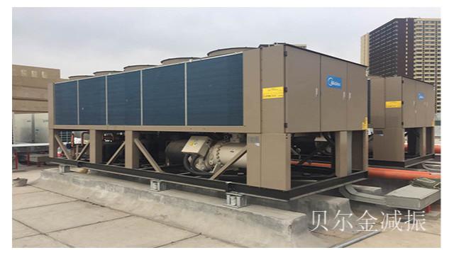 贝尔金分享冰水主机、空调机组的振动治理